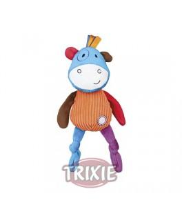 Trixie Hipopótamo, Peluche/Tela