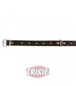 Trixie Collar Basic Piel Remaches (Varios Colores)