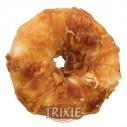 Trixie Anillo Masticable Pollo Denta Fun