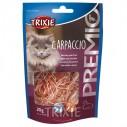 Trixie Premio Carpaccio para Gato Pack de 6 Unidades