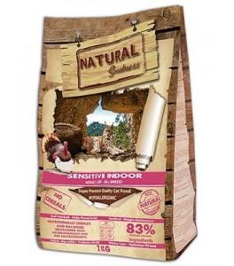 Natural Greatness Receta Sensitive Indoor 2 kg