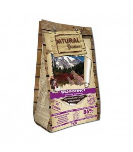Natural Greatness Receta Wild Instinct 2 kg