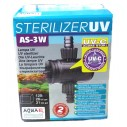 Aquael Esterilizador UV AS 3W