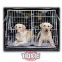 Trixie Jaula transporte zincada, doble