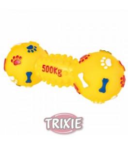 Trixie Pesa, vinilo, 25 cm, color surtido, con sonido.