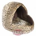 Trixie Cueva Suave Leo, 35x35x40 cm, leopardo