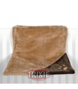 Trixie Hamaca Luxe radiador, Peluche, 45x24x31 cm, Marrón