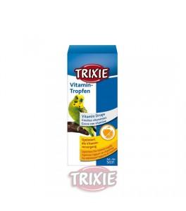 Trixie Complejo vitamínico completo pájaros, Gotero, 15ml