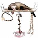 Trixie Puente colgante Hurones, 35x15 cm
