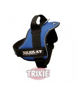 Arnés Julius K9  talla 0, M-L color Azul para perro