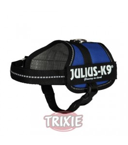Arnés Julius K9 1 talla XS color Azul para perro