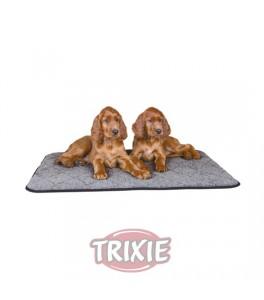 Trixie Manta térmica, 70x50 cm, Gris para perro