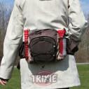 Trixie Cinturón bolsa multi-objetos 57-138 cm, Marrón/beig