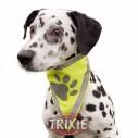 Trixie Pañuelo Reflectante Seguridad, S-M para perro