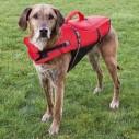 Trixie Chaleco salvavidas para perros L rojo/negro