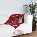 Trixie Manta afelpada Beany, 100x70 cm, burdeos