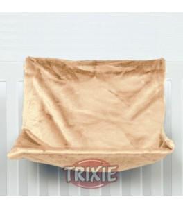 Hamaca radiador, 48x26x30 cm, beige