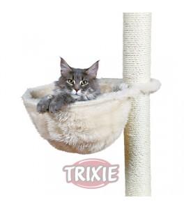 Trixie Hamaca para rascador, Marco metálico, ø 38 cm
