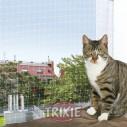 Trixie Red protección, 2x1.5 m, transparente