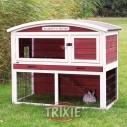 Trixie Caseta Natura para roedores con salida externa, 124×104×75 cm