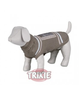 Trixie Jersey 'Best of All Breeds', M: 50 cm, Taupe