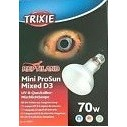 Trixie Mini ProSun Mixed D3, Autoestabilizada UV-B, 70W