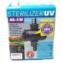 Aquael Esterilizador UV AS 3W