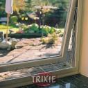 Trixie Malla metálica ventanas, 65x16 cm, blanco