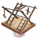 Trixie Área de juego, Natural Living, 35×27×30 cm