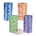 Trixie 8 Rollos de 20 bolsas, colores surtidos para perro