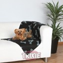 Trixie Manta afelpada Beany, 100x70 cm, Negro