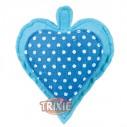 Trixie Corazón de fieltro con relleno de Valeriana, 11 cm