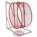 Trixie Noria giratoria de metal para roedores,ø 28 cm