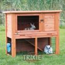 Trixie Caseta Natura para roedores con nido y rampa, 104×97×52 cm