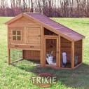 Trixie Caseta Natura para roedores con nido superior, 151x107x80cm