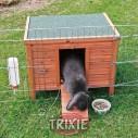 Trixie Caseta Natura para conejos, 42x43x51 cm